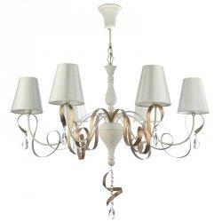 NOWOCZESNA LAMPA SUFITOWA GLAMOUR MAYTONI INTRECCIO ARM010-06-W