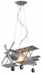 DZIECIĘCA LAMPA SUFITOWA WISZĄCA LUCIDE FOCKER 77468/01/36
