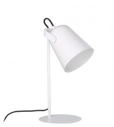 LAMPA STOŁOWA SIRI LIGHT PRESTIGE LP-4227/1T WHT