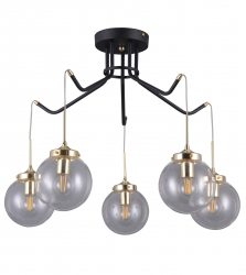 ITALUX DOMENICO PNPL-43232-5 INDUSTRIALNA LAMPA WISZĄCA