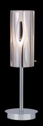 LAMPA STOŁOWA ITALUX TRIPLET MTM1575/1CR CHROM NOWOCZESNY