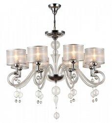 NOWOCZESNA LAMPA SUFITOWA GLAMOUR MAYTONI BUBBLE DREAMS MOD603-08-N