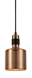 NOWOCZESNA LAMPA WISZĄCA ITALUX  RESTENZA PND-2439-1-COP
