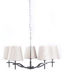 LAMPA SUFITOWA WISZĄCA AZZARDO PRINCESSA 5 2286-5P