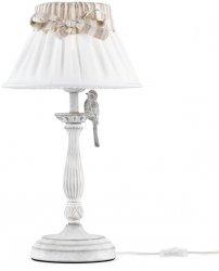 NOWOCZESNA LAMPA STOŁOWA MAYTONI BIRD ARM013-11-W