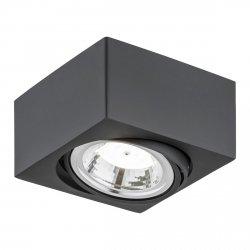 NOWOCZESNY SPOT SUFITOWY LED ARGON RODOS   3071 5W