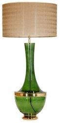 ABAŻUROWA LAMPKA STOJĄCA TROYA GREEN CONCEPTS L232272317 ZIELONA DO SALONU VINTAGE