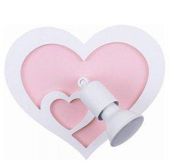 KINKIET DZIECIĘCY HEART 9062 NOWODVORSKI