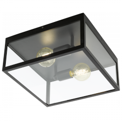 LAMPA PLAFON SUFITOWY EGLO CHARTERHOUSE 49392 VINTAGE