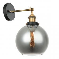 LAMPA KINKIET ITALUX CARDENA MBM-4330/1 GD+SG