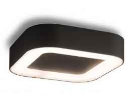 NOWODVORSKI PUEBLA LED 9513 LAMPA ZEWNĘTRZNA SUFITOWA PLAFON  CZARNA