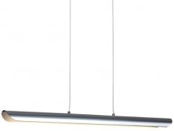 LAMPA WISZĄCA LISTWA LED NAD STÓŁ AZZARDO RAY MD14003026-1B AZ1695