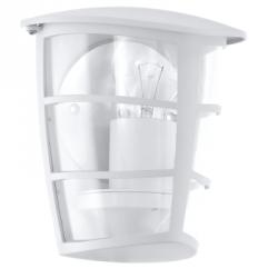 LAMPA KINKIET OGRODOWY ZEWNĘTRZNY ALORIA 93403