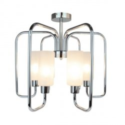 ZUMA LINE SANTI CEILING P17197-6CL LAMPA SUFITOWA NOWOCZESNA