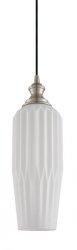 ITALUX RODEZ LAMPA WISZĄCA BIAŁA NOWOCZESNA PND-8002-1A-AC-OP