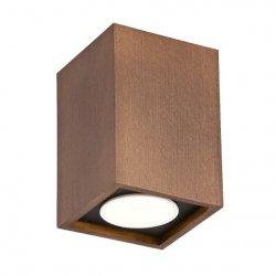 PLAFON LAMPA SUFITOWA MONTREAL 3706 DREWNIANY JEDNOPŁOMIENNY ARGON