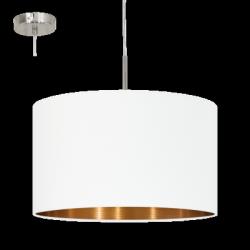 Lampa sufitowa wisząca EGLO 95044 | PASTERI