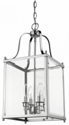 LAMPA WISZĄCA COSMO LIGHT NEW YORK P04936CH