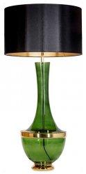 ABAŻUROWA LAMPKA STOJĄCA TROYA GREEN 4CONCEPTS L232272308 ZIELONA DO SALONU VINTAGE
