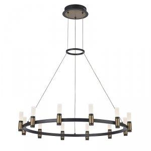 INDUSTRIALNA LAMPA WISZĄCA LED ITALUX ALAMO PND-280110130-12A-MB<br />L