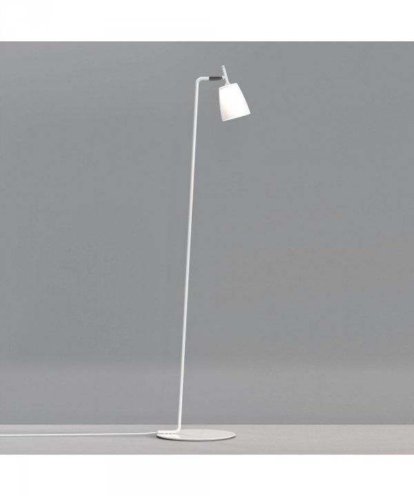 LAMPA PODŁOGOWA NORDLUX LUNA LED 83264001 BIAŁA