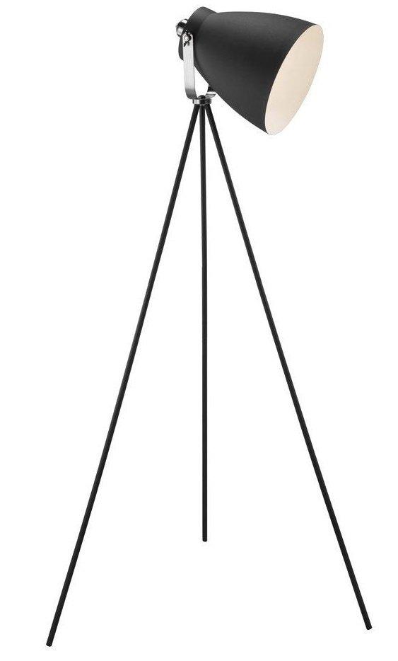 LAMPA PODŁOGOWA NORDLUX LARGO 46704003 CZARNA