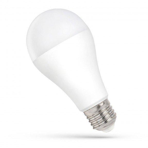 ŻARÓWKA LAMPA LED E27 18W SPECTRUM WOJ+14248 BARWA CIEPŁA