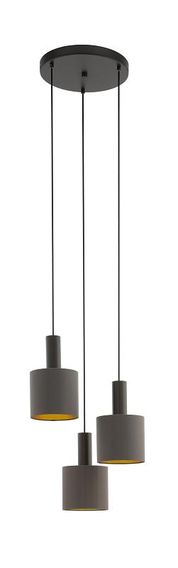 LAMPA WISZĄCA CONCESSA 2 EGLO 97673
