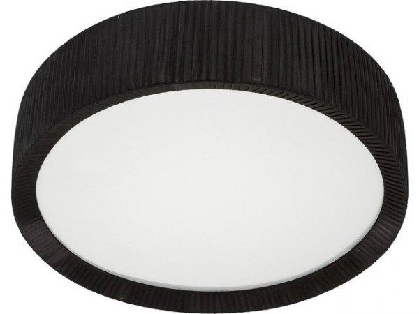 LAMPA SUFITOWA PLAFON ALEHANDRO 5351 BLACK 100 NOWODVORSKI