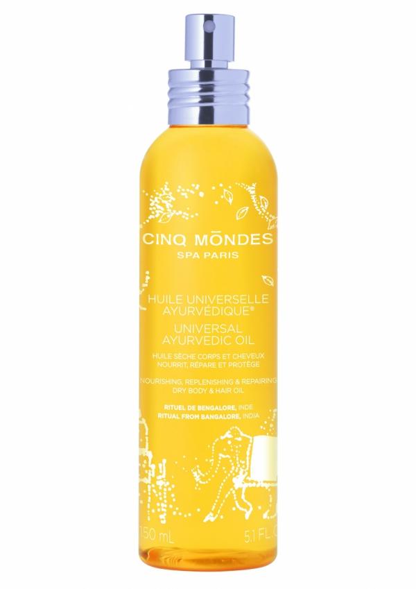 Universal ayurvedic dry body oil/Uniwersalny ajurwedyjski suchy olejek do ciała