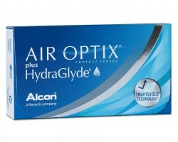 Air Optix Plus Hydraglyde 6 Stck. Alcon