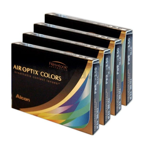 Air optix colors 4 x 2 Stck.