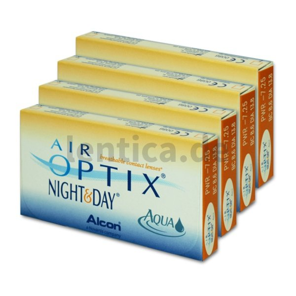 Air optix Aqua Night&Day 4 x 6 Stck.