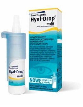 Hyal - Drop multi 4 x 10 ml
