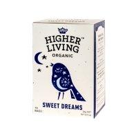 Higher Living Sweet Dreams - herbata - 15 saszetek