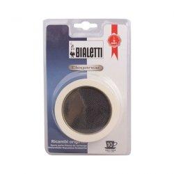 Uszczelki do kawiarek stalowych Bialetti 10 tz