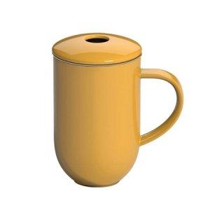 Loveramics Pro Tea - Kubek z zaparzaczem 450 ml - Yellow