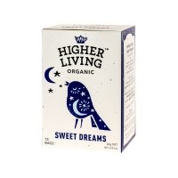 Higher Living Sweet Dreams - herbata - 15 saszetek