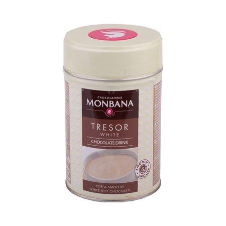 Monbana Tresor White Chocolate 200g