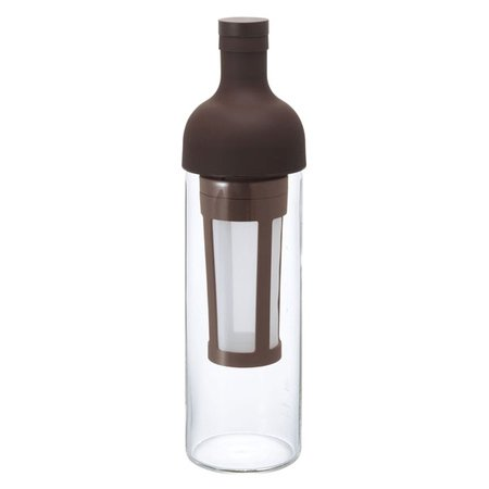 Hario Filter-In Coffee Bottle - Butelka do Cold Brew - brązowa