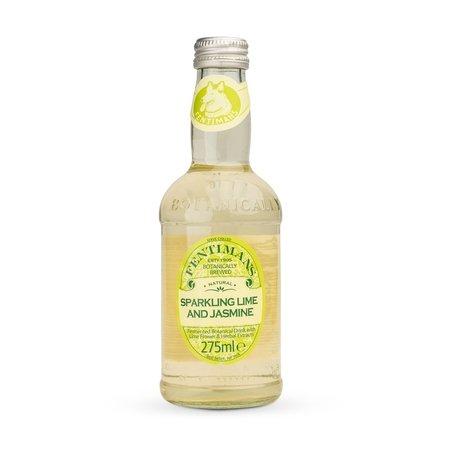 Fentimans Sparkling Lime & Jasmine - Napój 275 ml