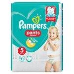 Pampers Pieluchomajtki Pants 5 (12-24 kg); 22szt