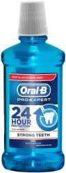 ORAL-B Pro Expert Strong Teeth - Miętowy płyn do płukania ust, bez alkoholu 250ml