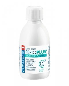 CURAPROX PERIO PLUS BALANCE płyn do płukania ust 100ml 0,05%CHX