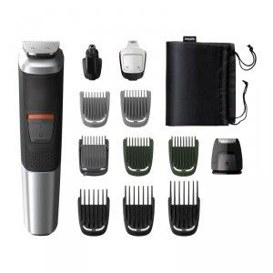 Philips MULTIGROOM Series 5000 Urządzenie 12 w 1 z 12 nasadkami do twarzy, włosów i ciała