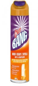 Cillit Bang Aktywna piana czyszcząca łazienki Osad 600 ml
