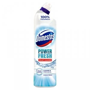 DOMESTOS Power Fresh Płyn do mycia WC Ocean 700ml