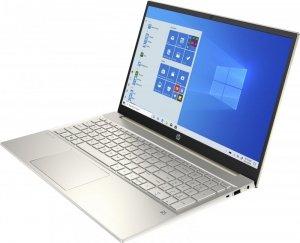 HP Pavilion 15-eh0028nw DDR4-SDRAM Notebook 39,6 cm (15.6) 1920 x 1080 px AMD Ryzen 7 8 GB 512 GB SSD Wi-Fi 5 (802.11ac) W