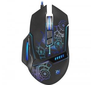 Mysz przewodowa DEFENDER KILL'EM ALL GM-480L OPTIC 3200dpi 8P