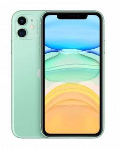 Apple iPhone 11 15,5 cm (6.1) Dual SIM iOS 14 4G 64 GB Zielony